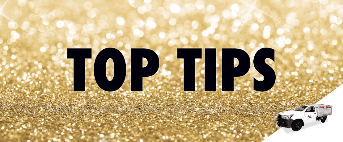 top tips ute hire