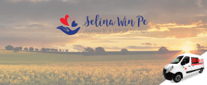 selina win pe will courage donation vehicle sponsor