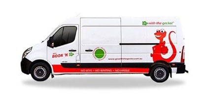 2t local interstate van hire