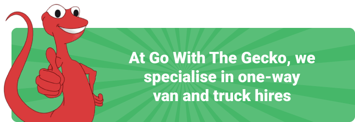 one way van truck hire