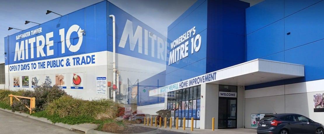 mitre 10 partnership new locations